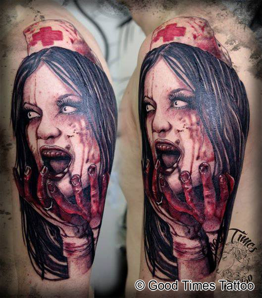 Tattoo von Good Times Tattoo Philippsthal